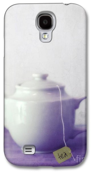 Tea Jug Galaxy S4 Case by Priska Wettstein