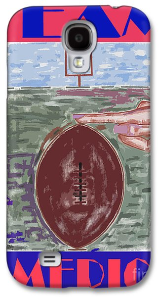 Team America Galaxy S4 Case by Patrick J Murphy