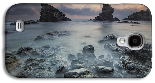 Landscape Photographs Galaxy S4 Cases - The Ships Galaxy S4 Case by Todor Bozhkov