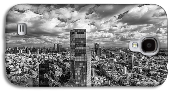 Galaxy S4 Cases - Tel Aviv high and above Galaxy S4 Case by Ron Shoshani