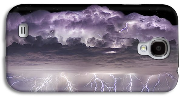 Weather Galaxy S4 Cases - Tempest - CraigBill.com - Open Edition Galaxy S4 Case by Craig Bill