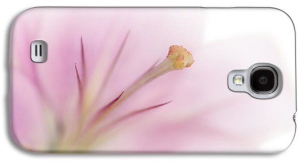 Stamen Digital Galaxy S4 Cases - Tender Lily Galaxy S4 Case by Melanie Viola