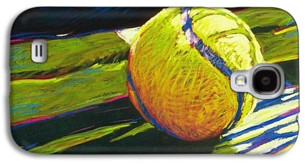 Tennis I Galaxy S4 Case by Jim Grady
