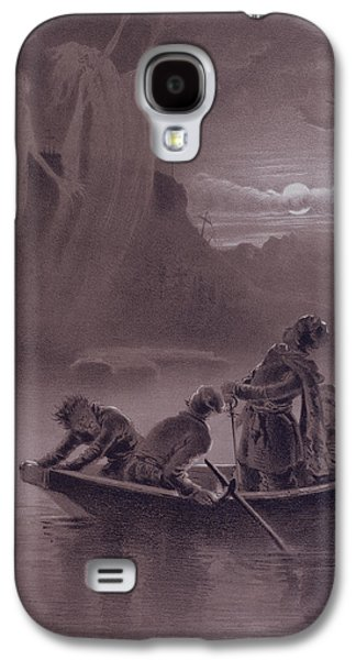 Ghastly Galaxy S4 Cases - Terrible Vengeance Galaxy S4 Case by Vladimir Egorovic Makovsky