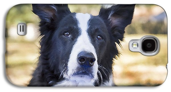 Working Breed Galaxy S4 Cases - Tessie Good Girl Galaxy S4 Case by Rich Franco