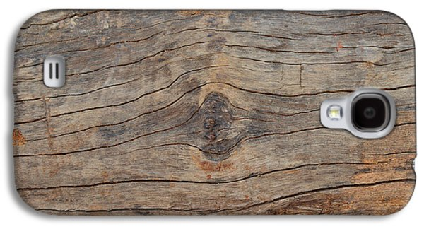 Red Abstract Pyrography Galaxy S4 Cases - Texture of old wood background Galaxy S4 Case by Somkiet Chanumporn