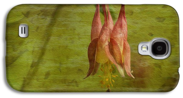Painter Photo Galaxy S4 Cases - Textures of Nature 2 Galaxy S4 Case by Jack Zulli