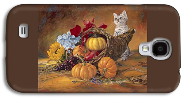 Thankful Galaxy S4 Case by Lucie Bilodeau