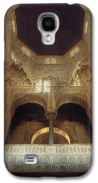 Recently Sold -  - Fantasy Photographs Galaxy S4 Cases - The Alhambra The Infantas Tower Galaxy S4 Case by Guido Montanes Castillo