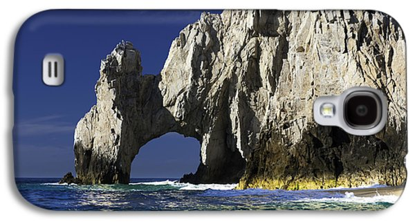 Ethereal Galaxy S4 Cases - The Arch Cabo San Lucas Galaxy S4 Case by Sebastian Musial