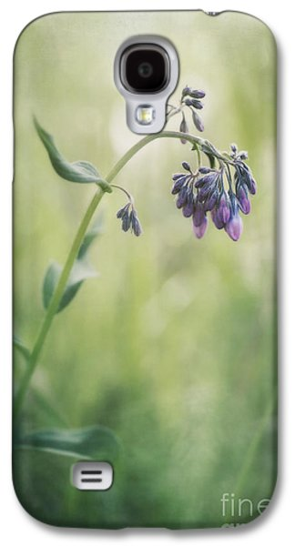 Grass Galaxy S4 Cases - The Arrival Of Spring Galaxy S4 Case by Priska Wettstein