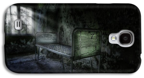 Creepy Galaxy S4 Cases - The Asylum Project - Seven Galaxy S4 Case by Erik Brede