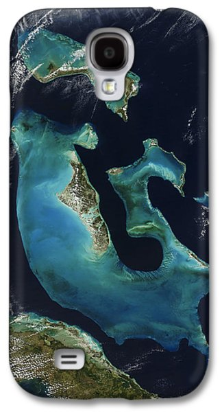 Recently Sold -  - Abstract Nature Galaxy S4 Cases - The Bahamas Galaxy S4 Case by Adam Romanowicz