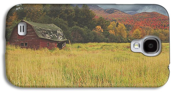 The Barn Galaxy S4 Case by Carrie Ann Grippo-Pike