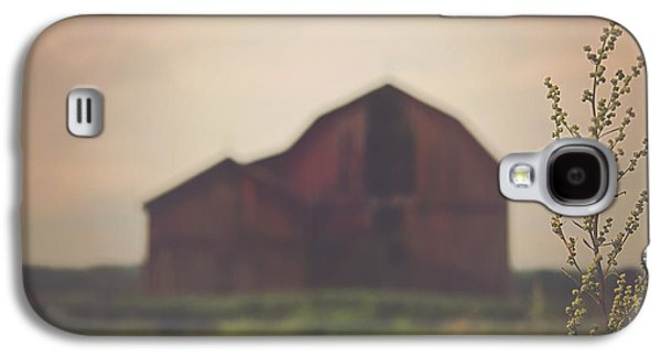 Old Barns Galaxy S4 Cases - The Barn Daylight Version Galaxy S4 Case by Carrie Ann Grippo-Pike