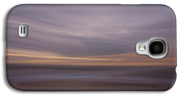 Abstract Beach Landscape Galaxy S4 Cases - The Beach Galaxy S4 Case by Peter Tellone
