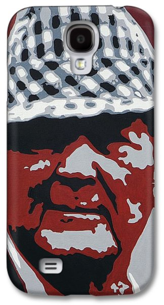 Bryant Paintings Galaxy S4 Cases - The Bear Galaxy S4 Case by Steve Cochran