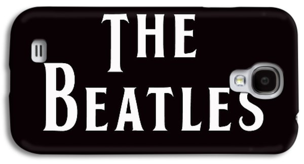 Beatles Digital Art Galaxy S4 Cases - The Beatles Galaxy S4 Case by Marvin Blaine