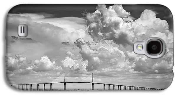 Landscapes Photographs Galaxy S4 Cases - The Beautiful Skyway Galaxy S4 Case by Marvin Spates
