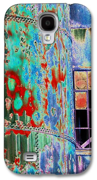 Component Photographs Galaxy S4 Cases - The Beauty of Steel Galaxy S4 Case by Marcia Lee Jones