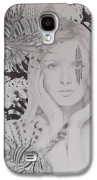 The Becoming Galaxy S4 Case by Asev One