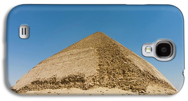 The Bent Pyramid Built By Old Kingdom Galaxy S4 Case by Nico Tondini
