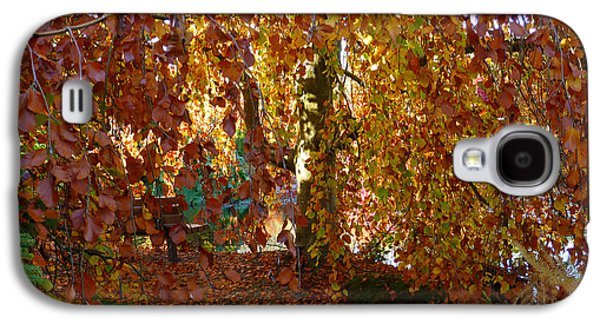 Contemplative Photographs Galaxy S4 Cases - The Best Bench Galaxy S4 Case by Connie Handscomb