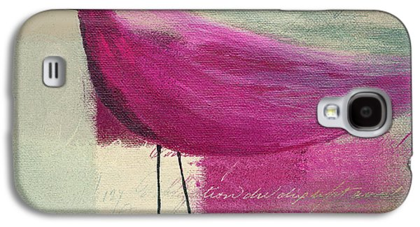 Aimelle Galaxy S4 Cases - The Bird - j100124164-c15a Galaxy S4 Case by Variance Collections
