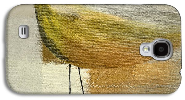 Aimelle Galaxy S4 Cases - The Bird - j100124164-c23a Galaxy S4 Case by Variance Collections