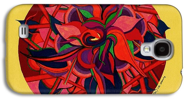 Self Discovery Galaxy S4 Cases - The Blooming Galaxy S4 Case by Suzi Gessert