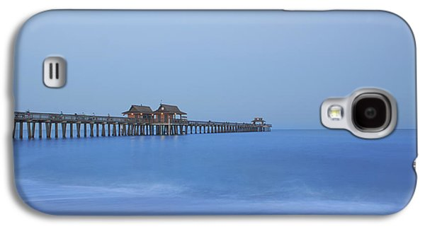Kim Photographs Galaxy S4 Cases - The Blue Hour Galaxy S4 Case by Kim Hojnacki