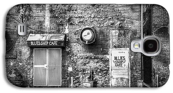 The Blues Ship Cafe Galaxy S4 Case by Marvin Spates