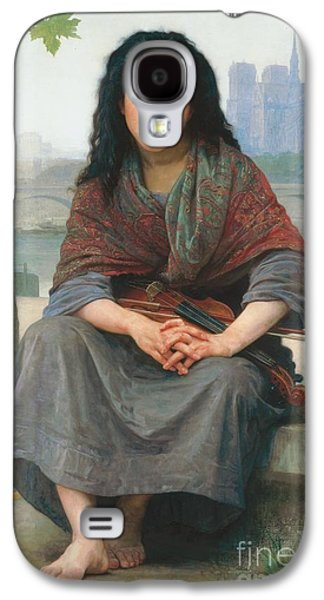 The Bohemian Galaxy S4 Case by William Adolphe Bouguereau