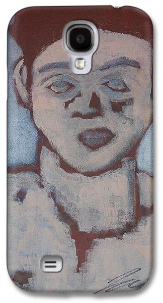 Boxer Galaxy S4 Cases - The boxer Galaxy S4 Case by Joshua Valdez