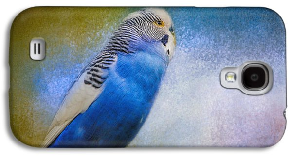 The Budgie Collection - Budgie 2 Galaxy S4 Case by Jai Johnson