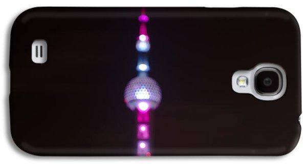 Busines Galaxy S4 Cases - The Bund  Galaxy S4 Case by Robin Cuervo