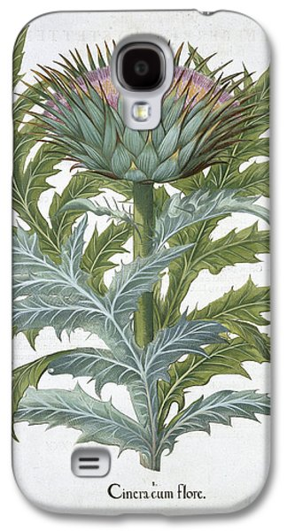 The Cardoon, From The Hortus Galaxy S4 Case by German School