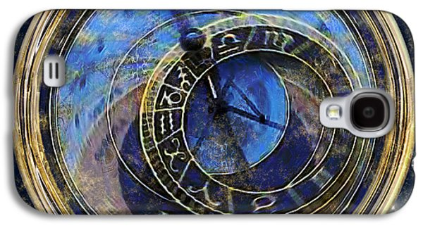 Czech Republic Digital Art Galaxy S4 Cases - The Carousel of Time Galaxy S4 Case by RC DeWinter
