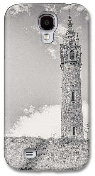 The Castle Tower Galaxy S4 Case by Scott Norris
