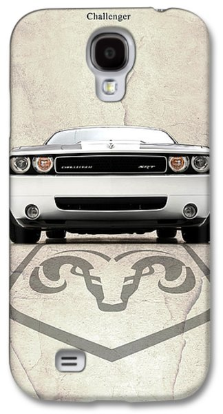 Challenger Galaxy S4 Cases - The Challenger Galaxy S4 Case by Mark Rogan