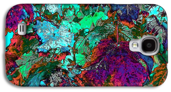 Surreal Landscape Galaxy S4 Cases - The Changing Leaves Galaxy S4 Case by David Patterson