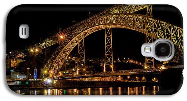 Consumerproduct Galaxy S4 Cases - The City At Night I Galaxy S4 Case by Alexandre Martins