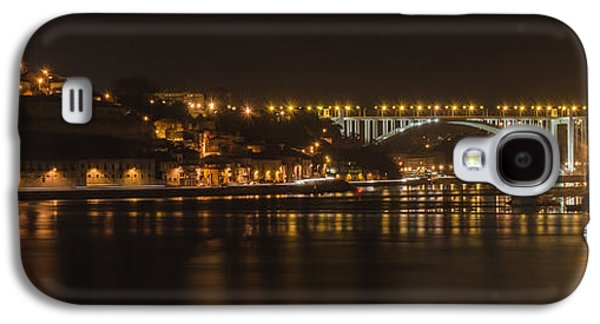 Consumerproduct Galaxy S4 Cases - The City At Night II Galaxy S4 Case by Alexandre Martins