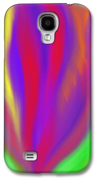 Daina White Galaxy S4 Cases - The Colors Creation Galaxy S4 Case by Daina White