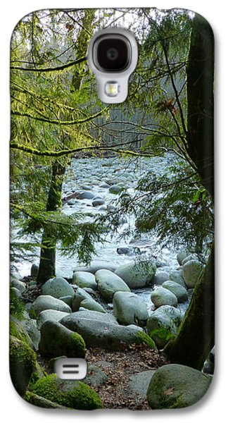 Landscapes Photographs Galaxy S4 Cases - The Colour Of Truth Galaxy S4 Case by Connie Handscomb