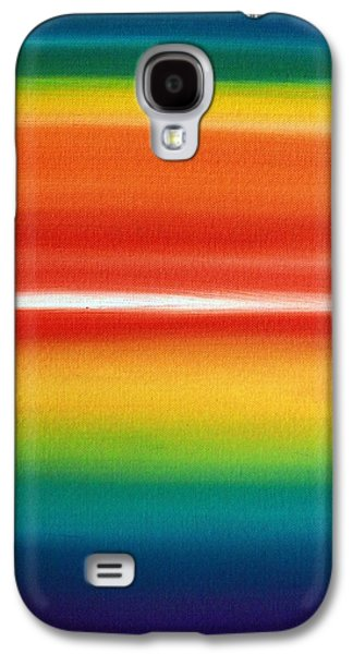Angel Mermaids Ocean Galaxy S4 Cases - The Colours of Life Galaxy S4 Case by Samira Butt