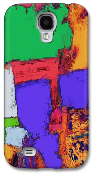 Loose Style Digital Art Galaxy S4 Cases - The correct place Galaxy S4 Case by Keith Mills