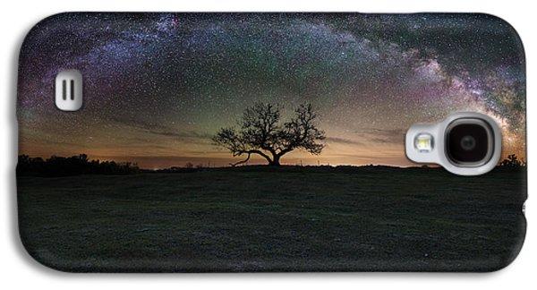 Mounds Galaxy S4 Cases - The Cosmic Key Galaxy S4 Case by Aaron J Groen