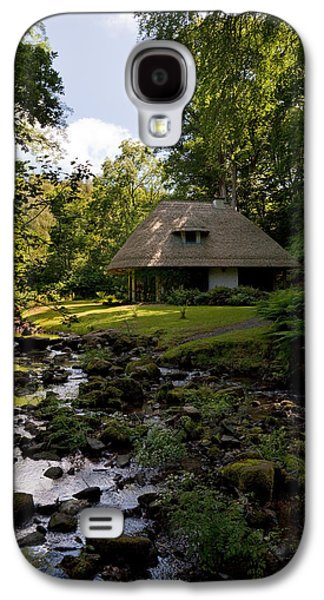 Reconstruction Galaxy S4 Cases - The Cottage Ornee Teahouse, Kilfane Galaxy S4 Case by Panoramic Images