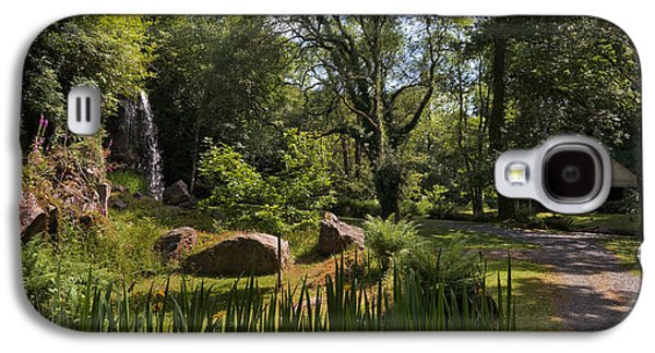 Reconstruction Galaxy S4 Cases - The Cottage Orneeteahouse, Kilfane Glen Galaxy S4 Case by Panoramic Images